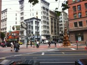 Downtown S.F.