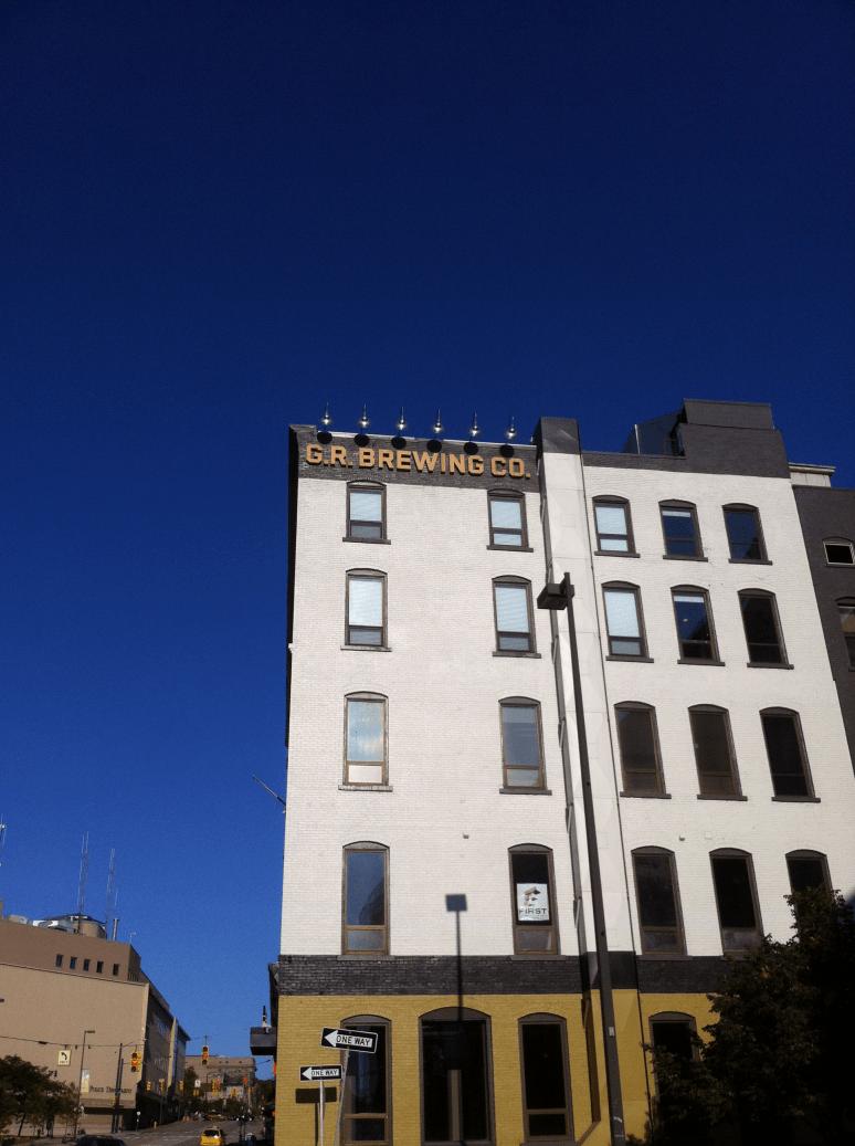 GR Brewing Company