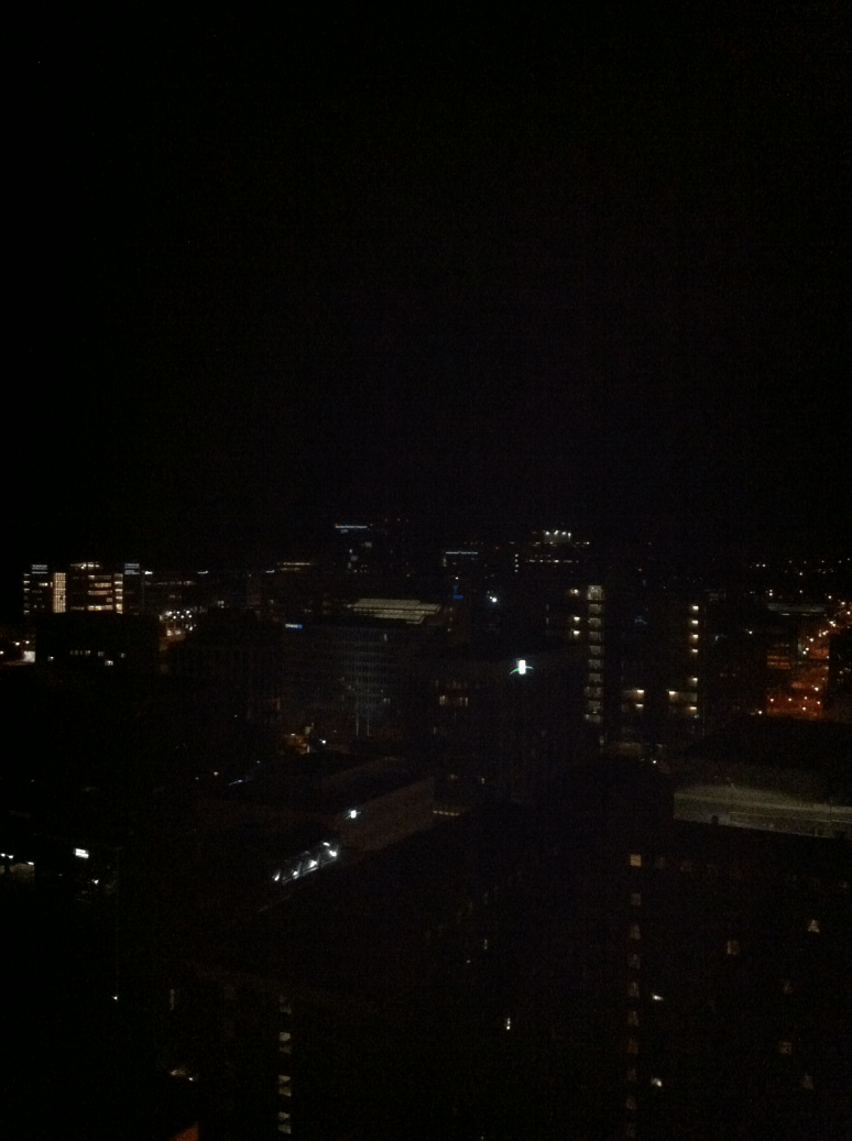 Grand Rapids Night Shot 1