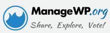 Manage WordPress.org Logo