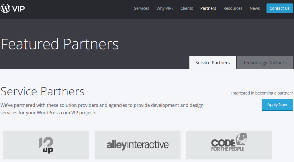 VIP Featured Partners