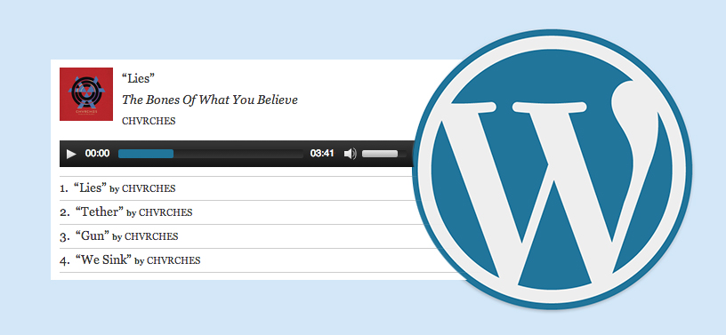 Audio/Video 2.0 Project Aims to Improve WordPress Core Multimedia Support