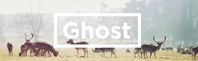 Ghost Featured Image