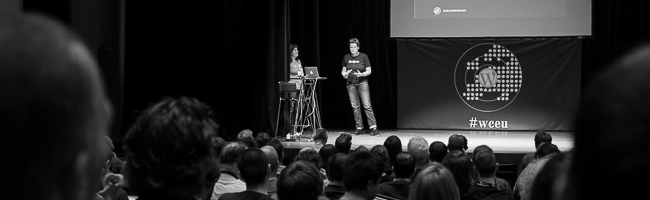 Image by Florian Ziegler Photography WordCamp Europe 2013