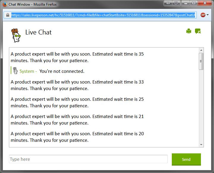 GoDaddy Live Chat