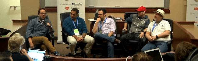 Commercial WordPress Products Panel At WordCamp Minneapolis 2014