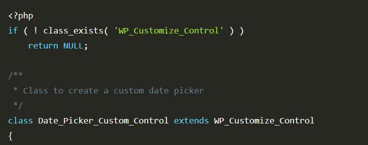 Save Time Building WordPress Customizer Controls
