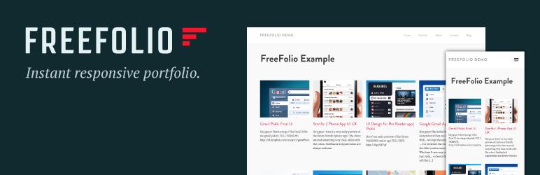 Freefolio: A Free Responsive Portfolio Plugin for WordPress
