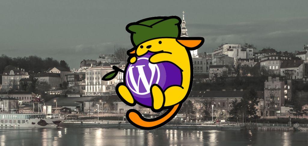 WordCamp Belgrade Will Be Streaming Live Saturday, April 18
