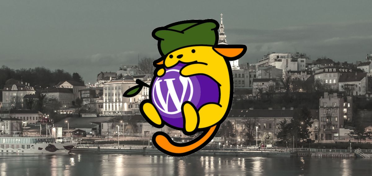 WordCamp Belgrade Will Be Streaming Live Saturday, April 18