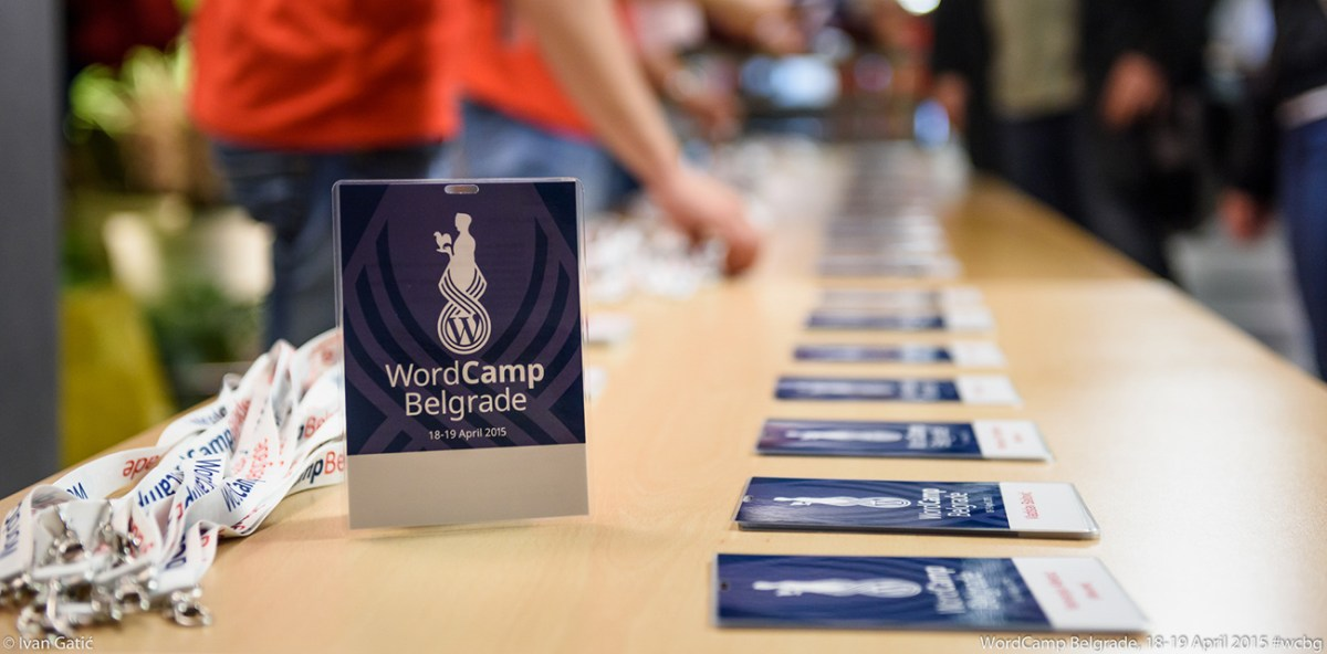 Belgrade's First WordCamp Sells Out, Plans to Double Attendees Next Year