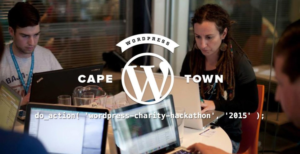 WordPress Cape Town to Host 2nd Annual Charity Hackathon in June