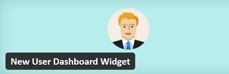 New User Registered Dashboard Widget