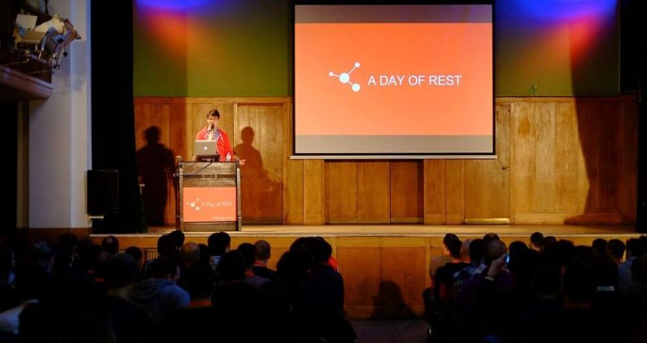 A Day of REST Conference Successful, 81% Would Attend Again