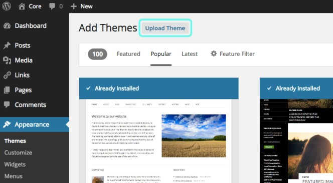 upload-theme