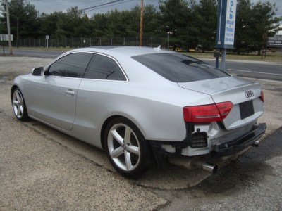2010 Audi A5 Quattro AWD Salvage Rebuildable for sale