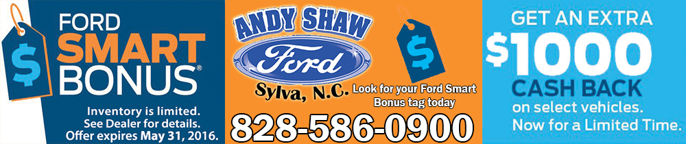 Andy Shaw Ford (April 2016)