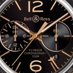 Bell & Ross BR126 Sport Heritage GMT & Flyback Watch
