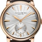 Introducing The New Arnold & Son HMS1 Guilloché Watch