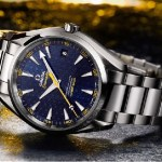 James Bond Returns With His New Omega Seamaster Aqua Terra 150m Master Co-Axial Limited Edition Spectre 007 Watch