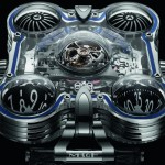 SIHH 2016: MB&F HM6 SV 'Sapphire Vision' Watch