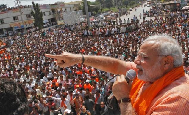 Does Narendra Modi's signature reveal he is like 'Hitler'?