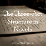 The Three-Act Structure in Novels