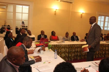 At the legal-writing workshop organized by The Write House at Sheraton Hotel, Lagos, recently.