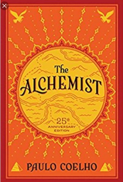 it s called the alchemist and you should it writeonfighton the alchemist is celebrating its 25th anniversary
