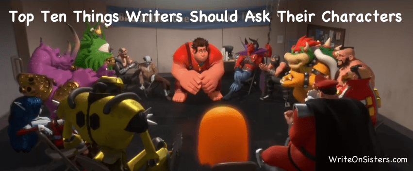 Writers: An interesting question for you. What is your opinion?