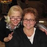 2016, Darynda's Imm, Margie and Susan Donovan, close-up