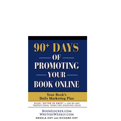 My traditional publisher won't promote my book! What's an easy, affordable way to do it myself?