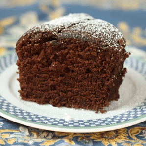 chocolate red wine cake #writes4food