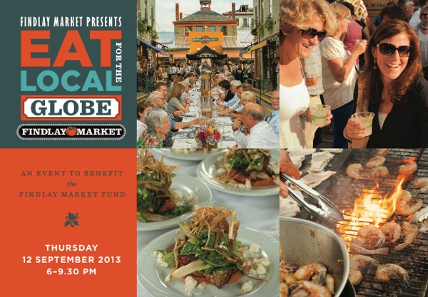 Eat Local for the Globe Cincinnati food event