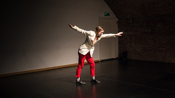 From London Contemporary Dance School's Postgraduate to Professional
