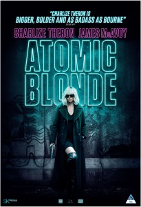 Atomic Blonde Poster HR