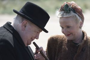 Churchill - Publicity & Productions Still © Salon Churchill Ltd cs12- 06.06.16. sc 61,BEACH Churchill explains his depression, he might paint at the weekend. The people must feel unified, inspired, hopeful. END 2 . BEACH Churchill on a beach, he loses his hat, hears noises, the seawater turns red. Tells Clemmie he can't let Galipoli happen again 26 BEACH Churchill on the beach, contemplating Katie Player Production Coordinator - Churchill 07795 313 846 katie.productionoffice@gmail.com Salon Churchill Ltd Unit 17 - Ground Floor Castlebrae Business Centre Peffer Place Edinburgh EH16 4BB stills credit Graeme Hunter Pictures, Sunnybank Cottages 117 Waterside Rd, Carmunnock, Glasgow. U.K. G76 9DU. m.07811946280 e. graemehunter@mac.com