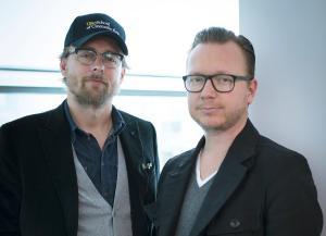 Joachim Rønning and Espen Sandberg