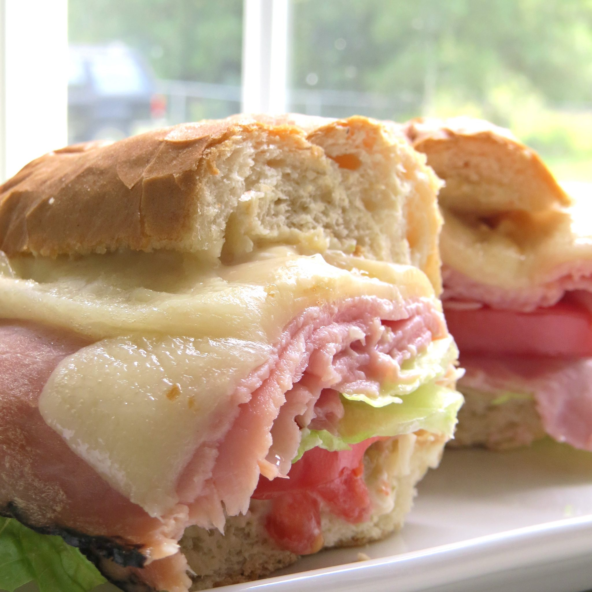Fullsize Of Hot Ham And Cheese