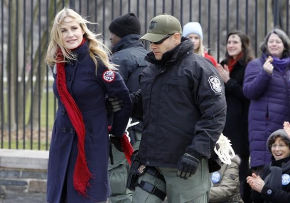 happy arrests
