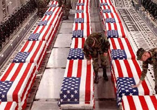 flag-draped-coffins-airplane