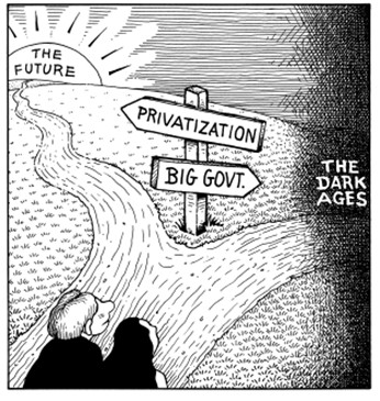 Privatization Future