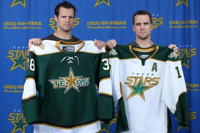 stars new jerseys