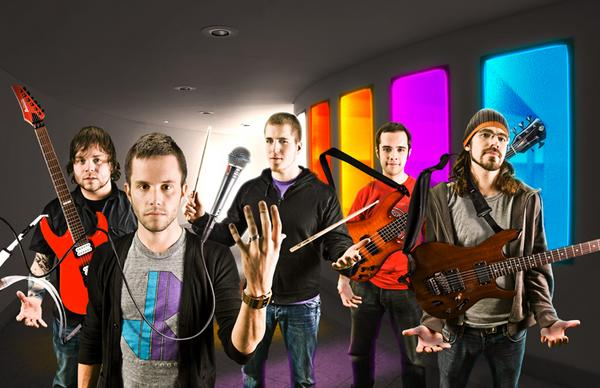 Between the Buried and Me, probably the best progressive metal band around today.