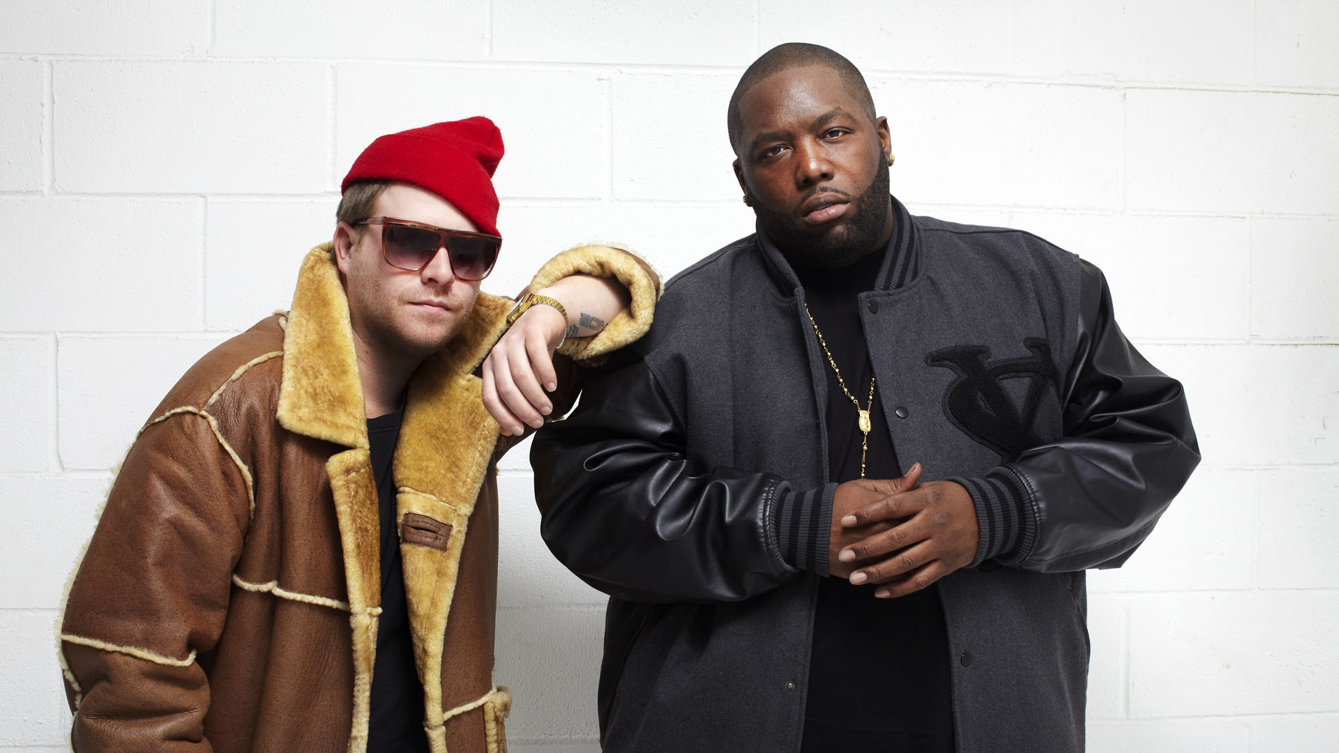 El-P and Killer Mike