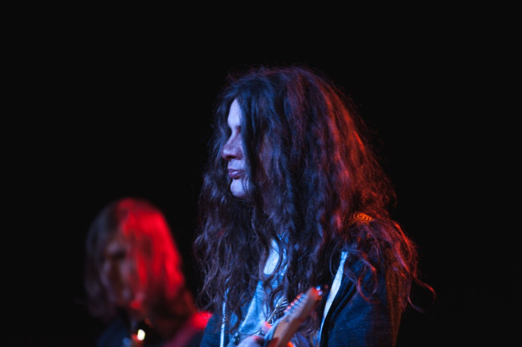 Kurt Vile at Marathon Music Works 2/25 (photo courtesy of Alexandra Justice)