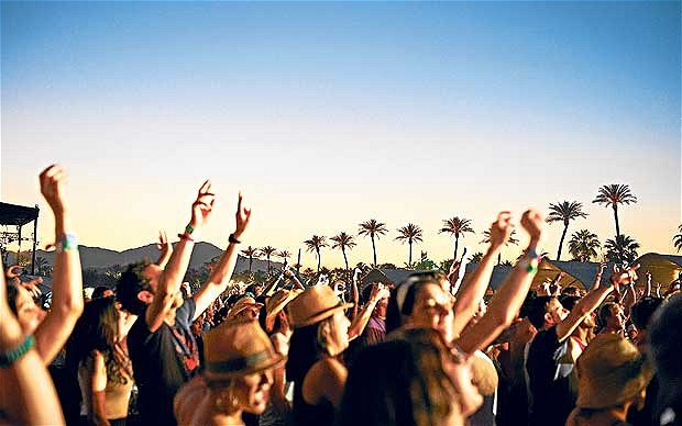 If Coachella is too mainstream for you, check out the music festivals below. Source