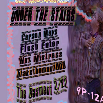 Under the Stairs Volume 1 to kick off at the Basement Feb. 22