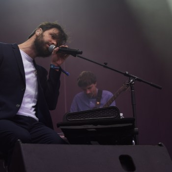 Pitchfork Music Festival Friday Highlights: Dirty Projectors, LCD Soundsystem