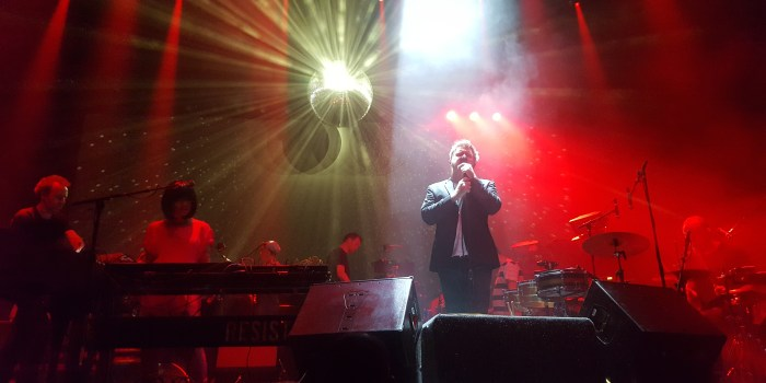 WRVU Featured Concert: LCD Soundsystem shows Nashville their american dream